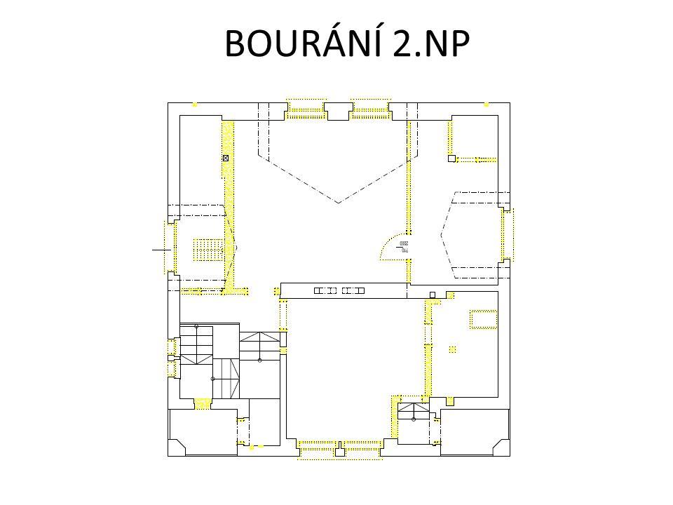 BOURÁNÍ 2.NP