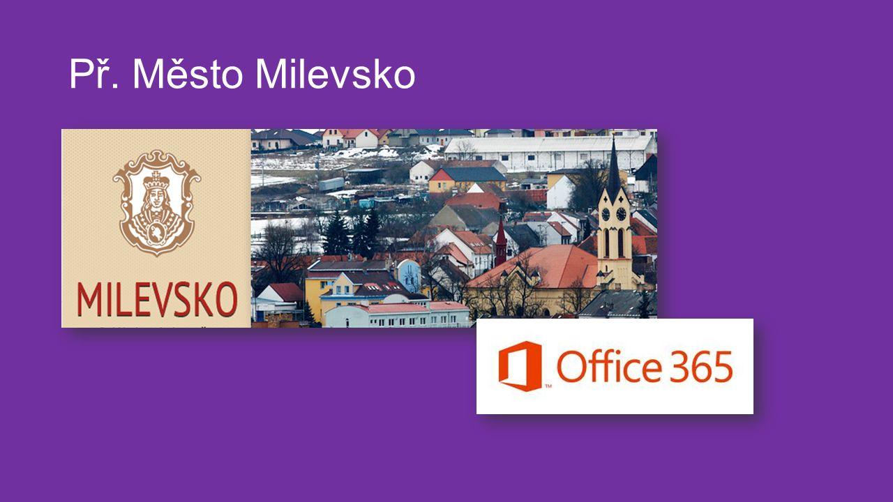 Př. Město Milevsko