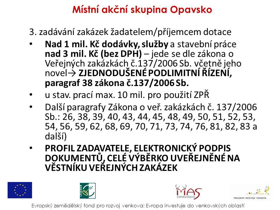 3.Typy zadavatelů dle Zákona o veř. zakázkách č.