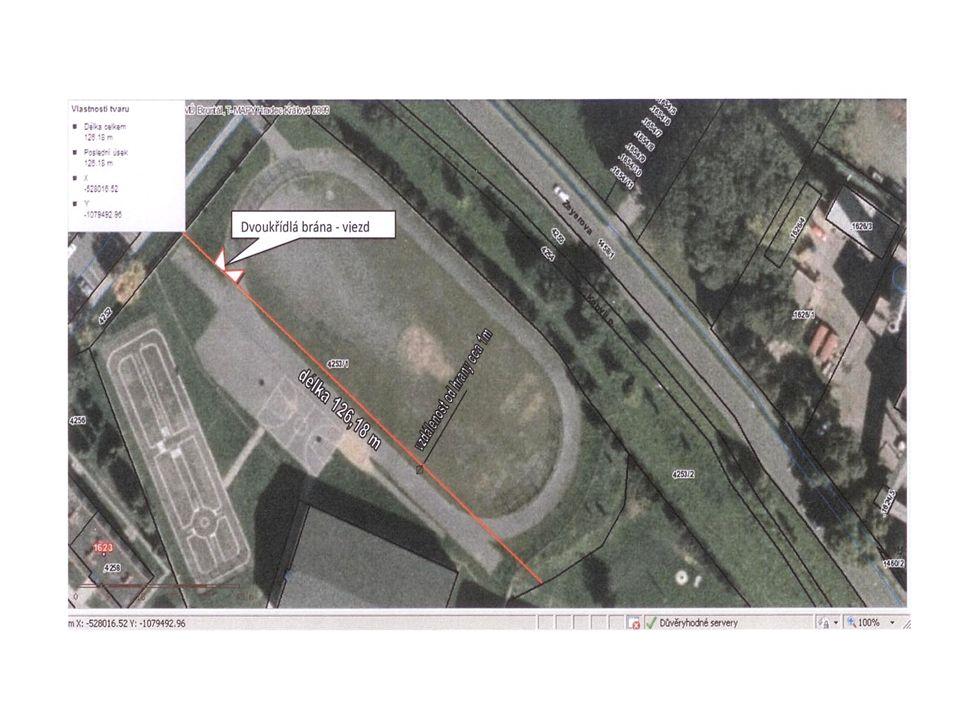 V Bruntále dne: 18.02.2010 zpracováno pro účely jednání PSSP KPPK na rok 2010 - skate park Bruntál Realizace plotu cena do max.