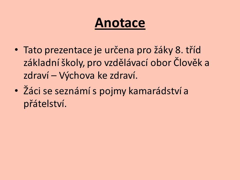 Zdroje k textu Učebnice - JANOŠKOVÁ, Dagmar; ONDRÁČKOVÁ, Monika; ČECILOVÁ, Anna.