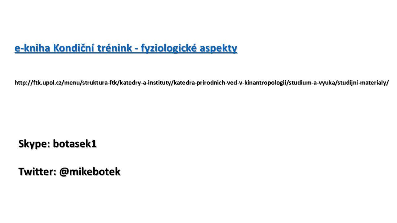 e-kniha Kondiční trénink - fyziologické aspekty e-kniha Kondiční trénink - fyziologické aspektyhttp://ftk.upol.cz/menu/struktura-ftk/katedry-a-instituty/katedra-prirodnich-ved-v-kinantropologii/studium-a-vyuka/studijni-materialy/ Skype: botasek1 Twitter: @mikebotek