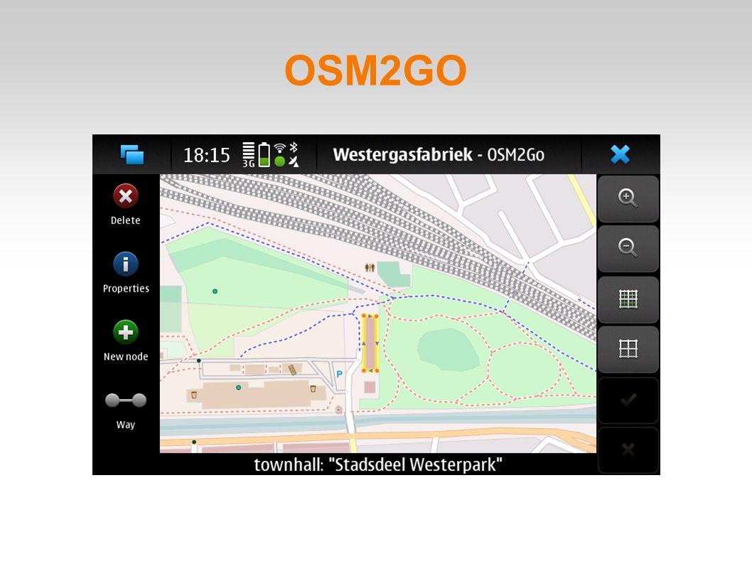 OSM2GO