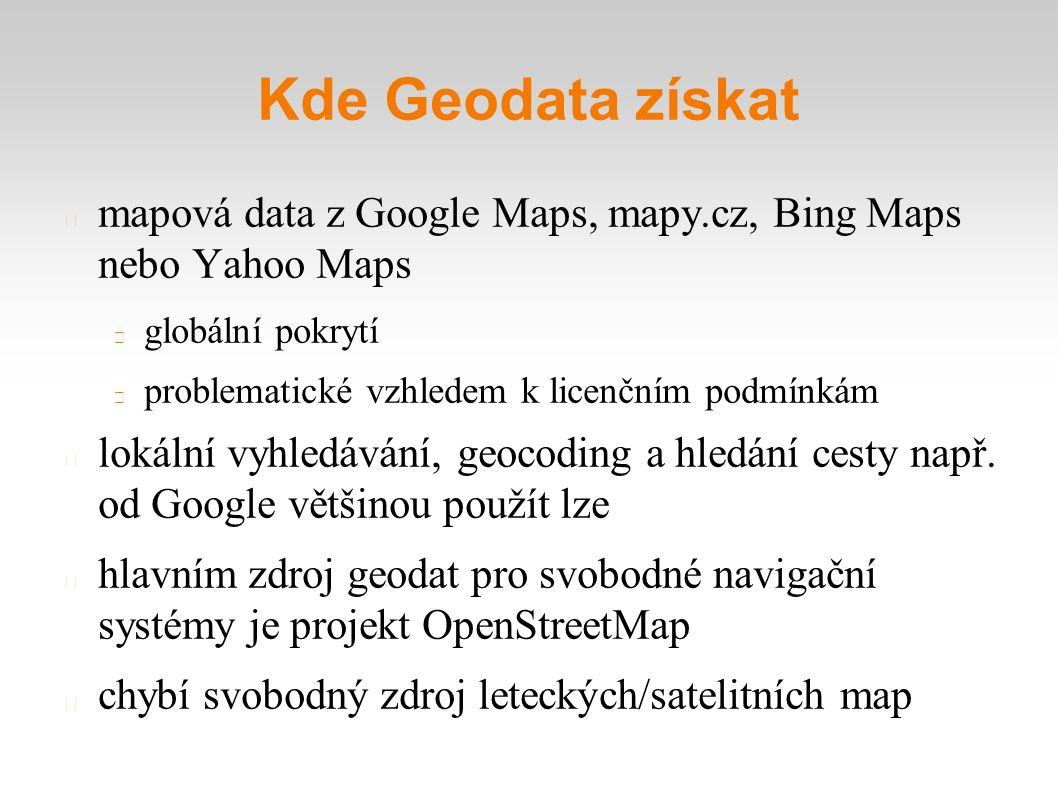 flexibilní GPS navigační systém pro mobilní linuxová zařízení vznikla jako bakalářská práce forkem opuštěného projektu Rana pro Neo FreeRunner modRana je napsaná v Pythonu a používá GTK + Cairo projekt poprvé zveřejněn na OpenMobility 2010