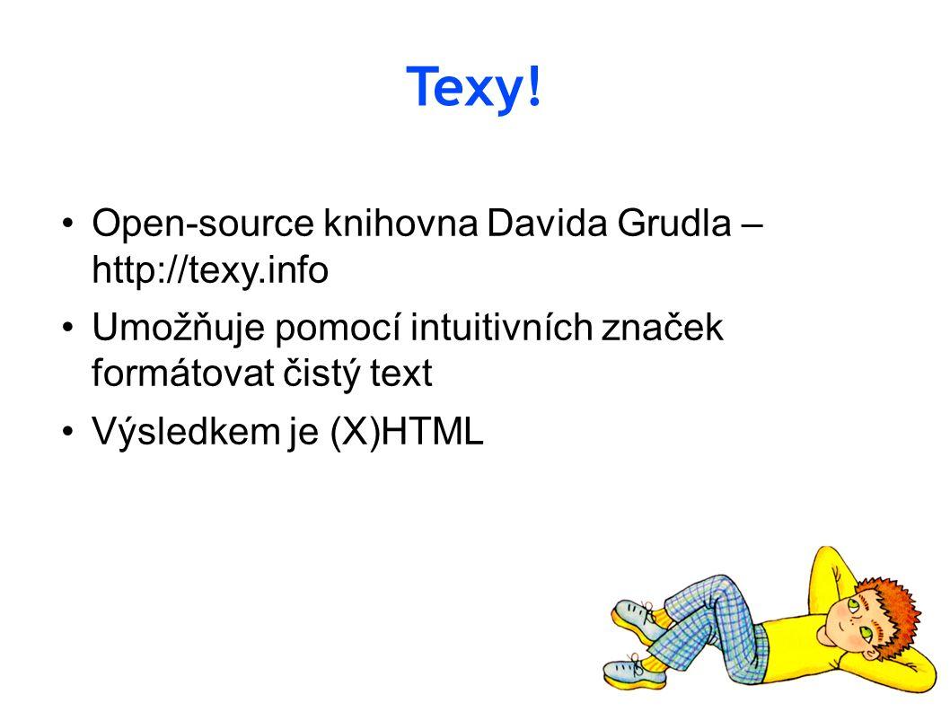 Texy.