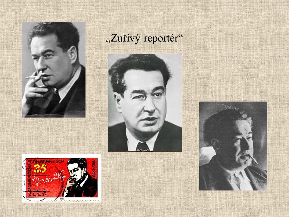 """""""Zuřivý reportér"""
