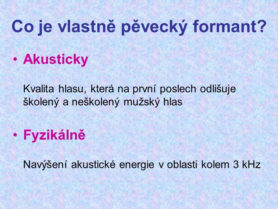 Možné tvarové změny vokálního traktu A.Hrtan 1.