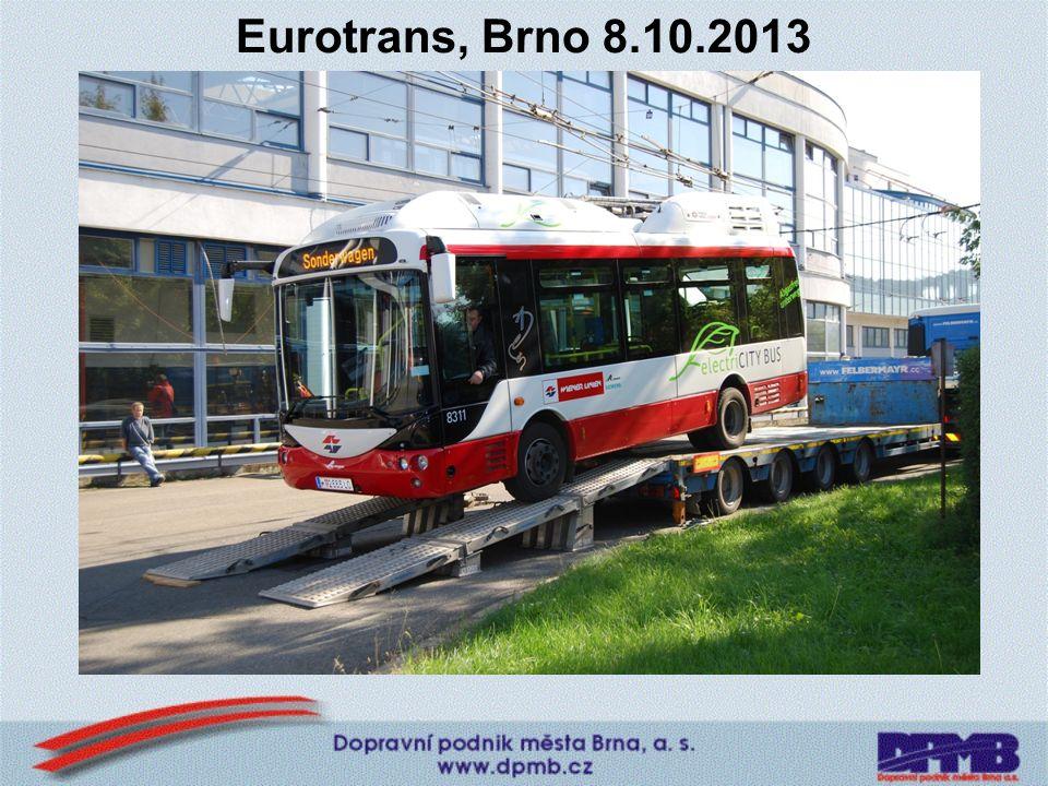 Eurotrans, Brno 8.10.2013