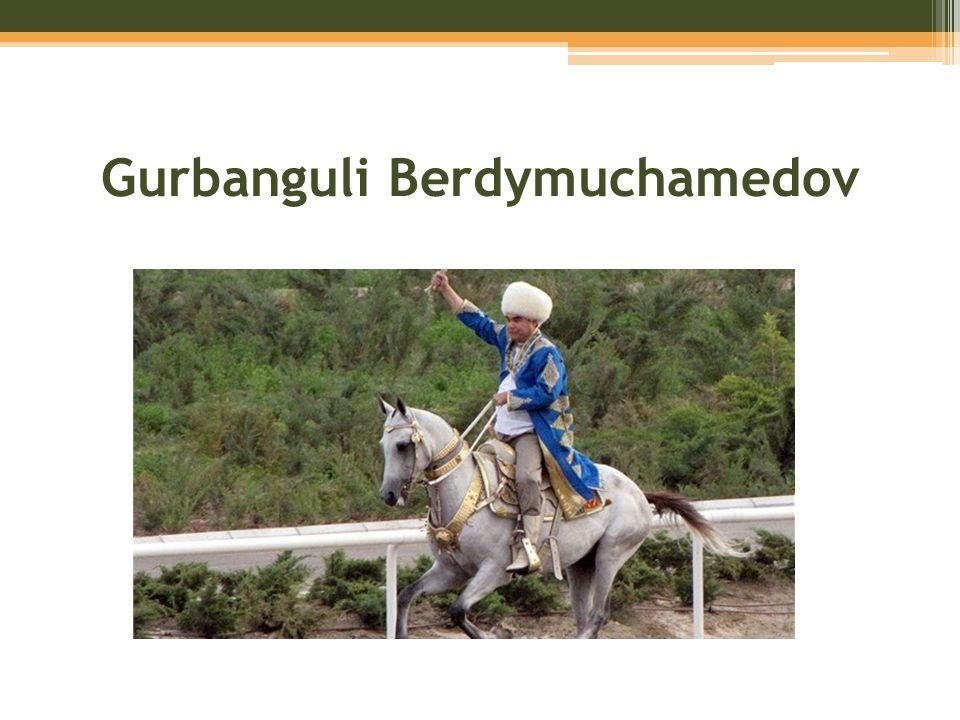 Gurbanguli Berdymuchamedov