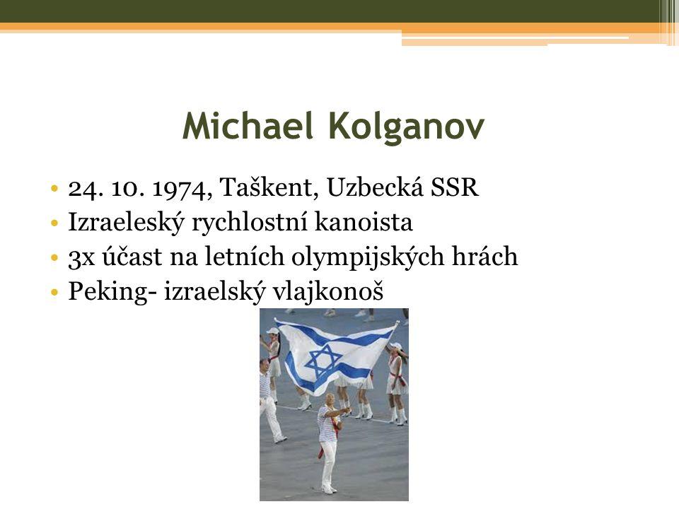 Michael Kolganov 24. 10.