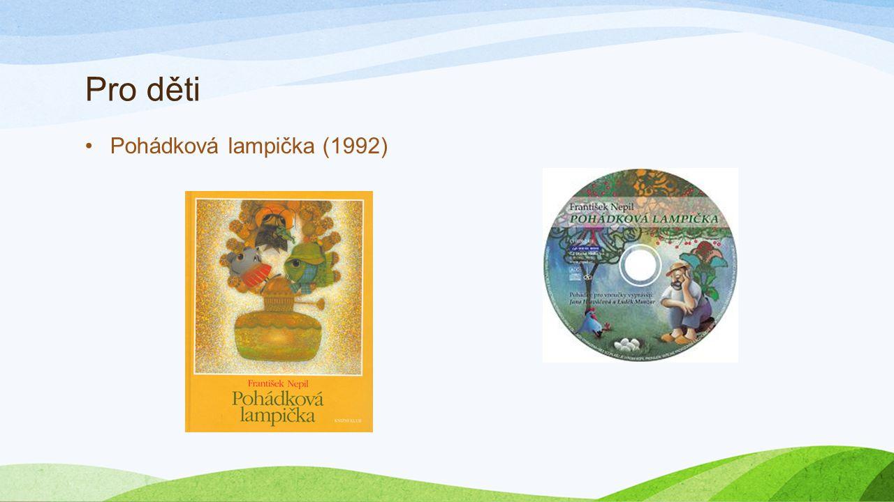 Pro děti Pohádková lampička (1992)