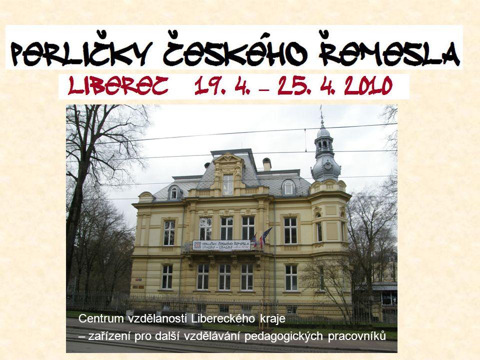 Centrum vzdělanosti Libereckého kraje – zařízení pro další vzdělávání pedagogických pracovníků