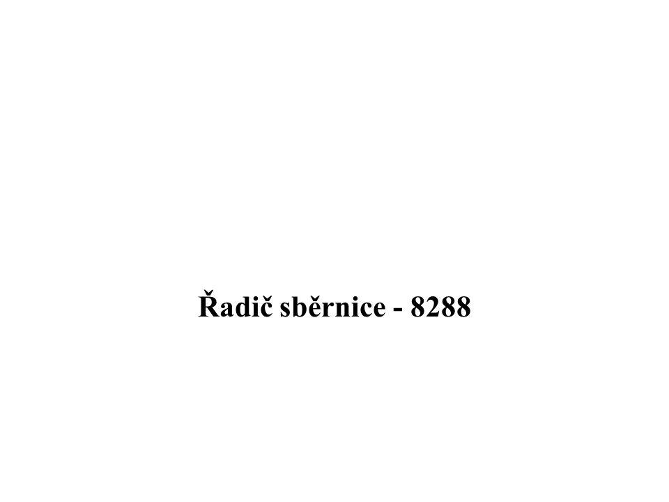 Řadič sběrnice - 8288