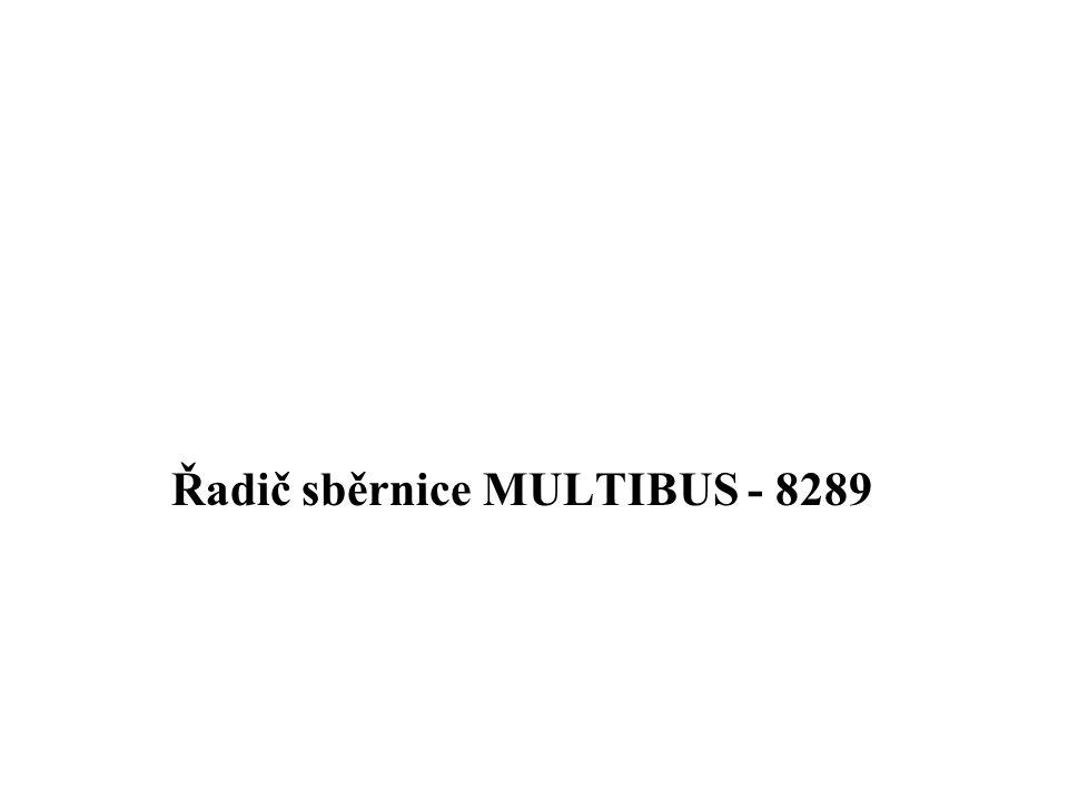 Řadič sběrnice MULTIBUS - 8289