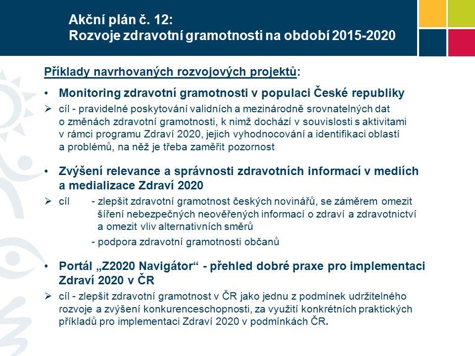 Akční plán č.