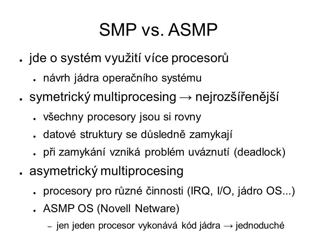SMP vs.