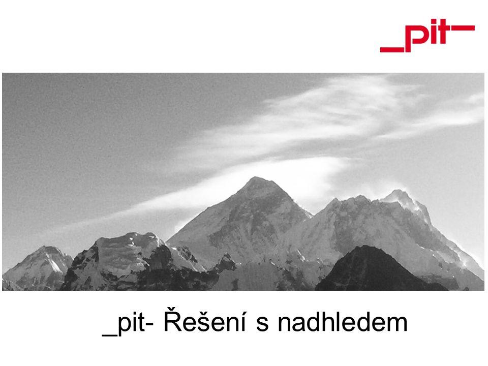 _pit- Řešení s nadhledem
