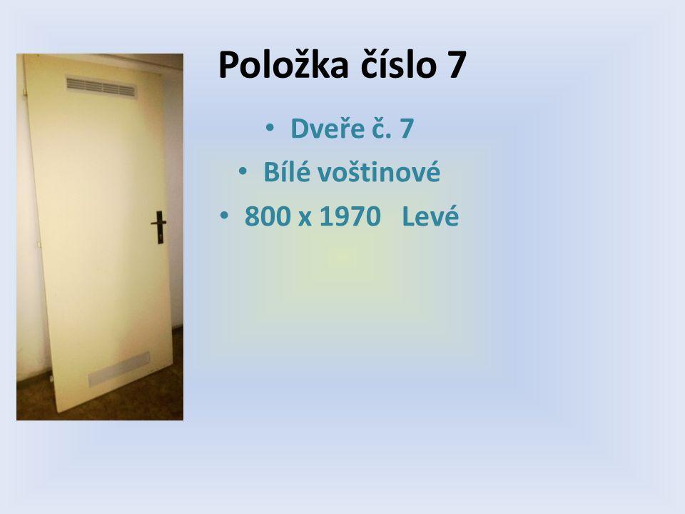CENA 20,- Kč NA SEZNAM