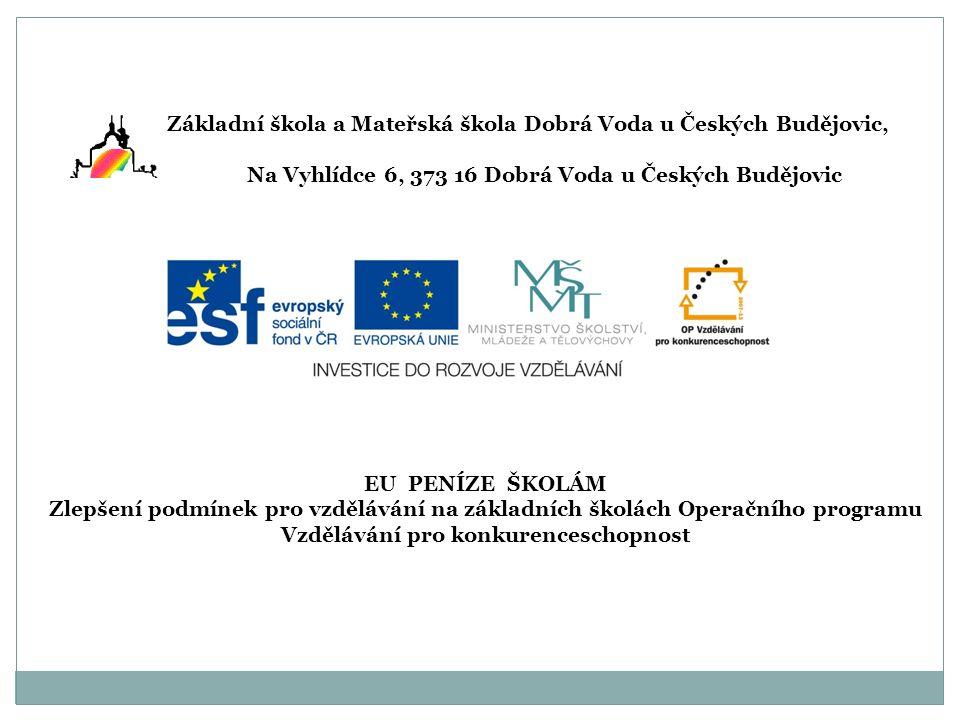 Autor: Mgr.Růžena Koubová Vzdělávací oblast/Obor: Matematika a její aplikace/Matematika Třída: IX.