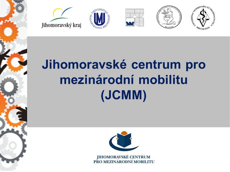 Jihomoravské centrum pro mezinárodní mobilitu (JCMM)