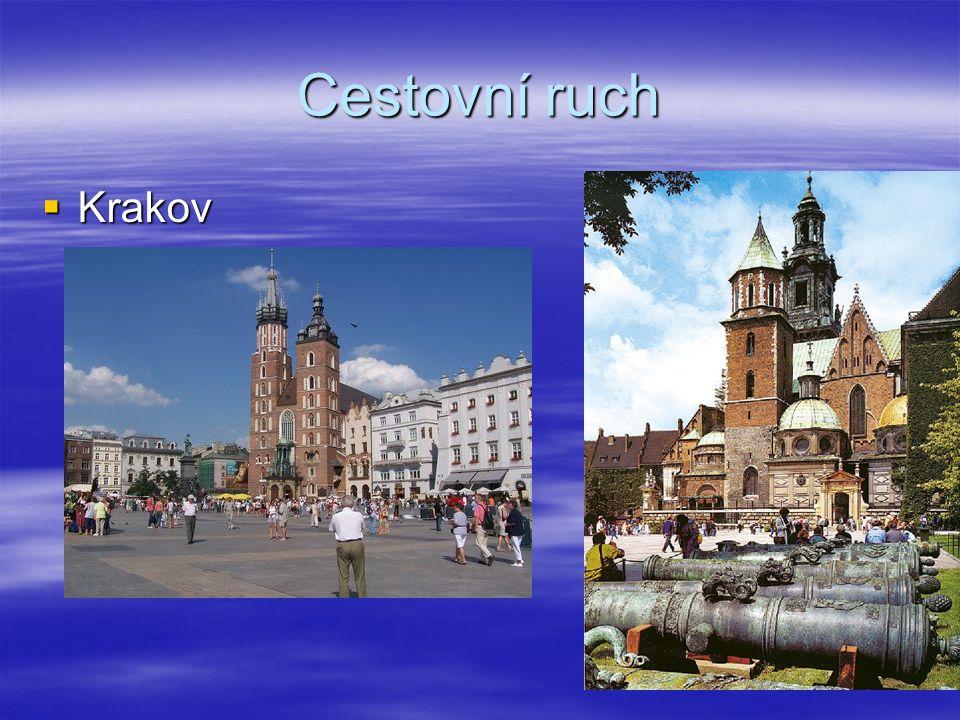 Cestovní ruch  Krakov
