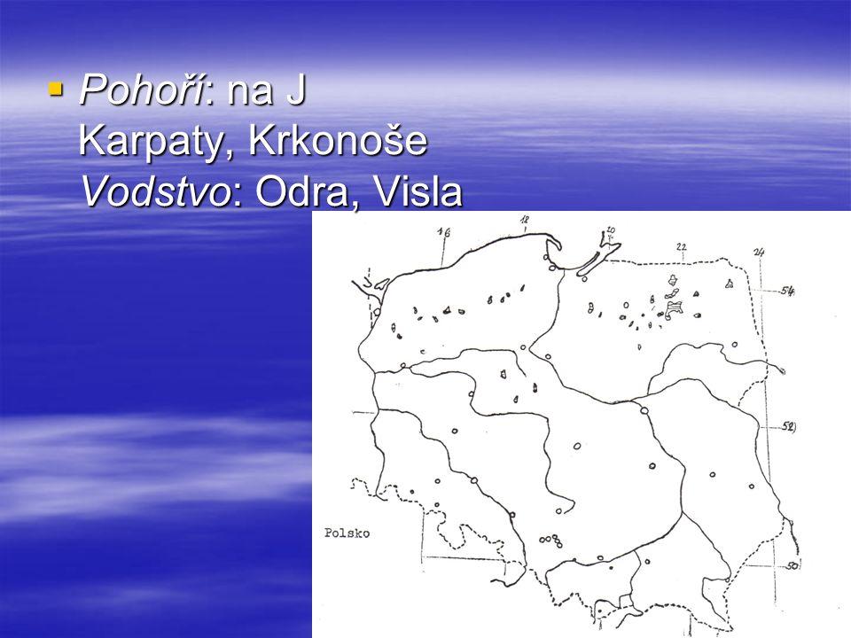 Podnebí  Ovlivněno Baltským m.
