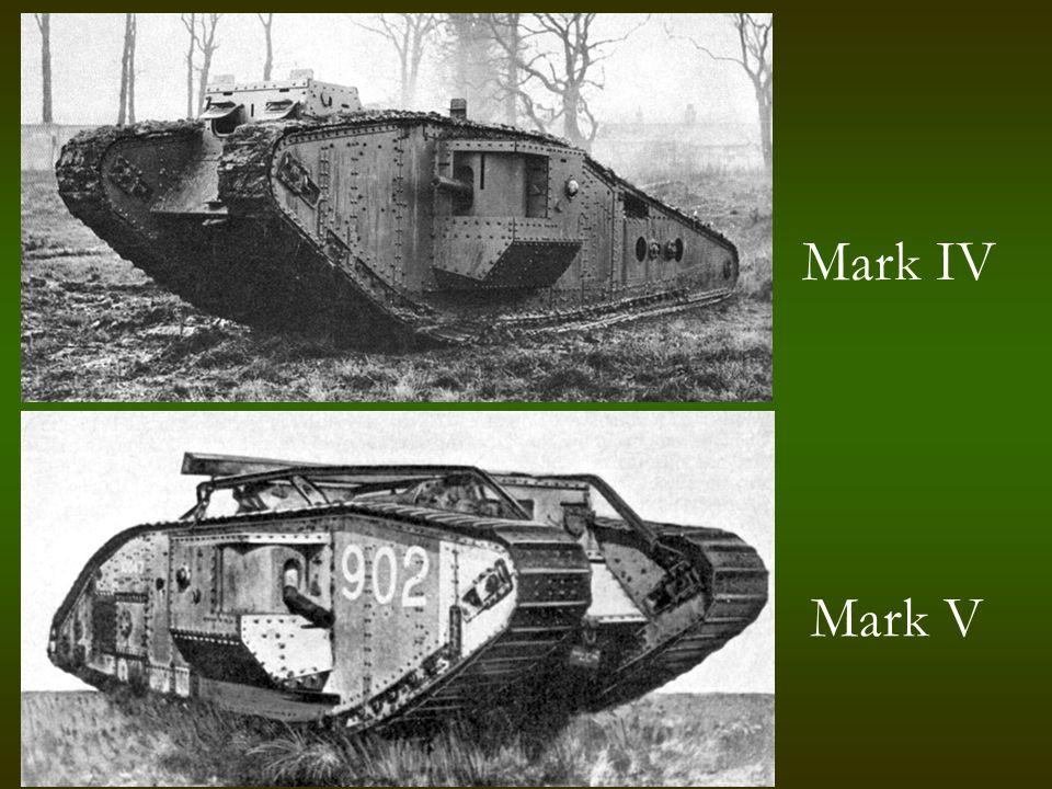 Mark IV Mark V