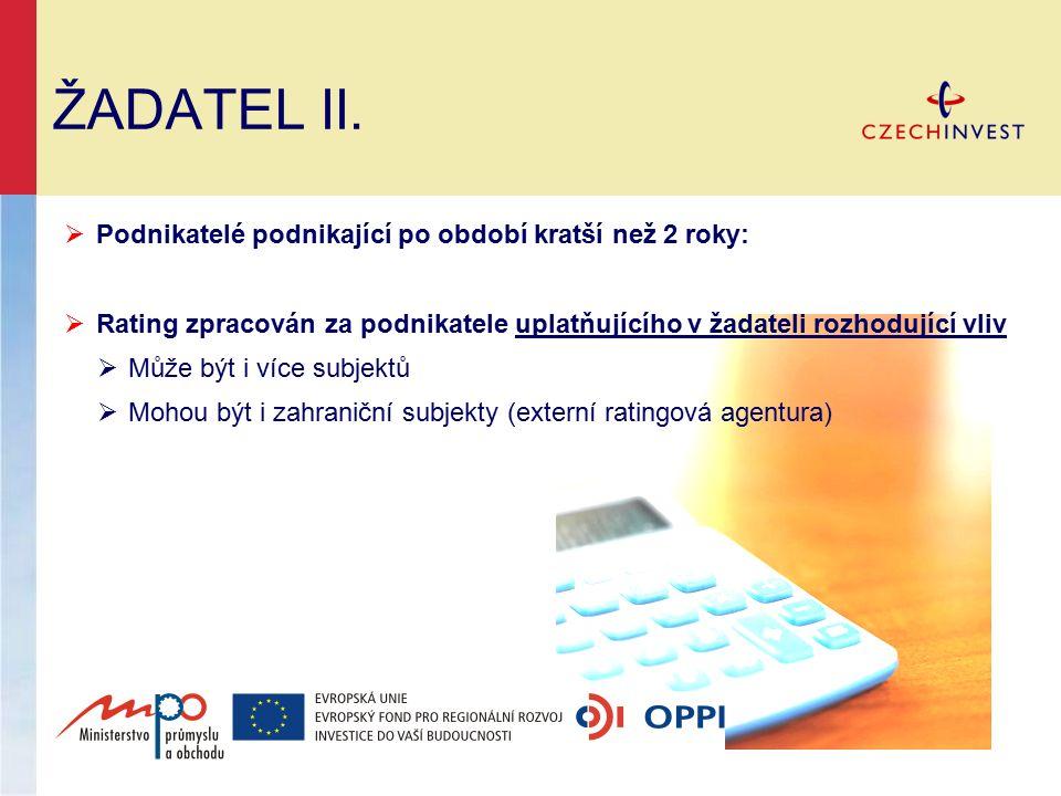 Realizace projektu - nástrahy II.