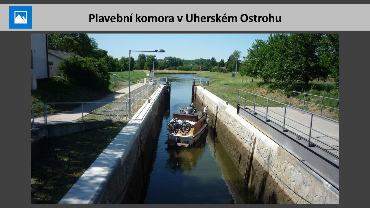 Plavební komora v Uherském Ostrohu