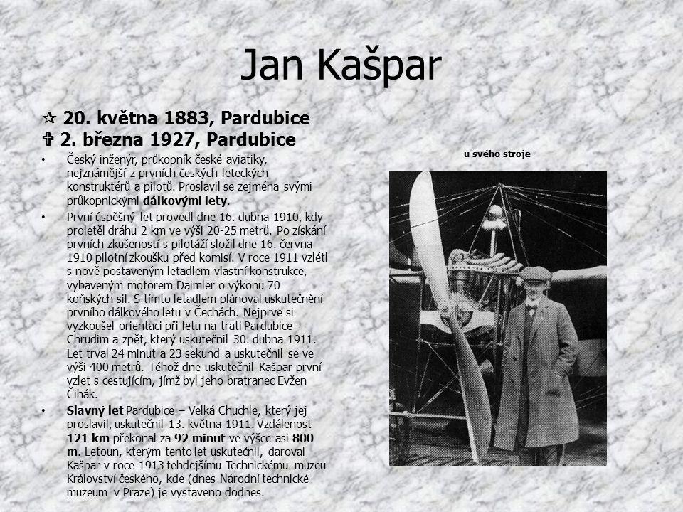Viktor Kaplan  27. listopadu 1876 Mürzzuschlag, Rakousko- Uhersko  23.
