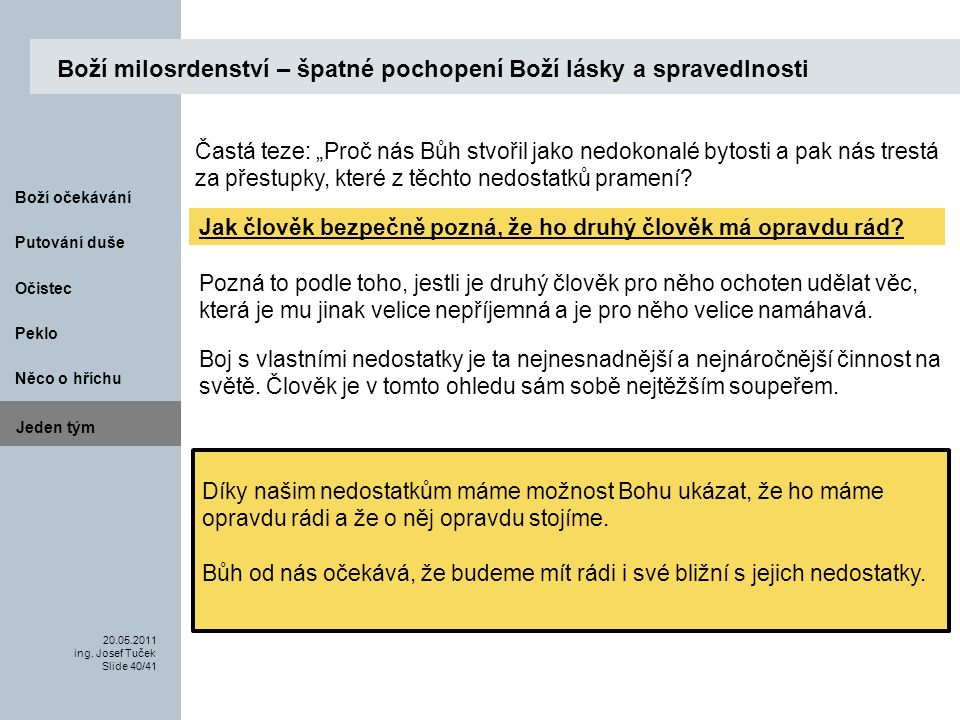 Peklo Putování duše 20.05.2011 ing.