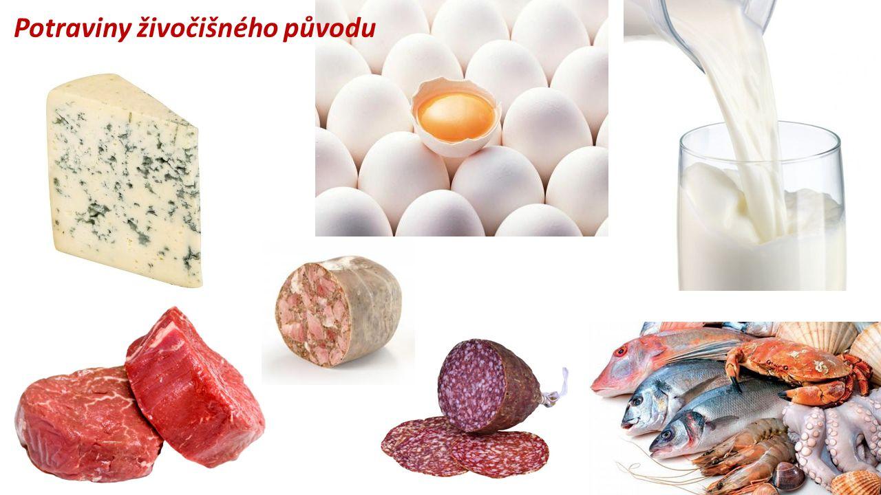 Potraviny živočišného původu