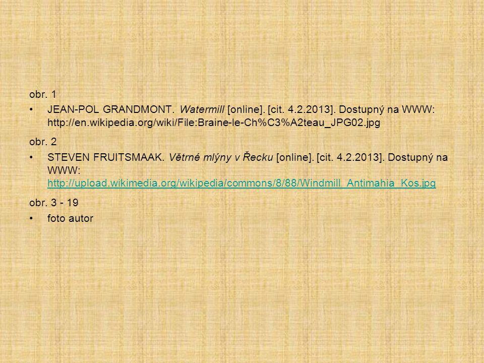 obr. 1 JEAN-POL GRANDMONT. Watermill [online]. [cit.