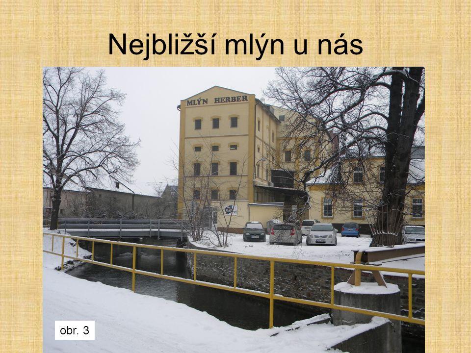 Návoz suroviny do mlýna obr. 16
