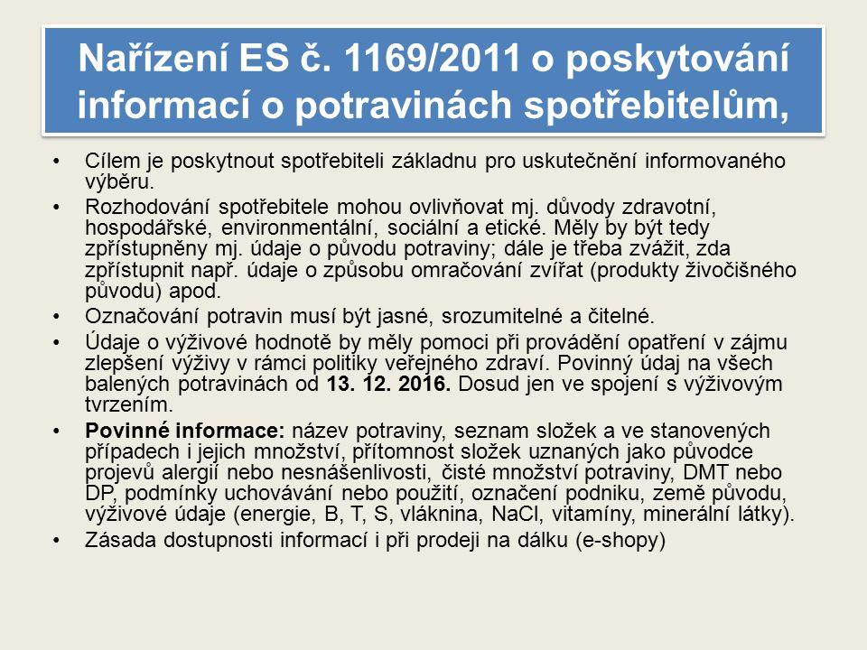 Nařízení ES č.