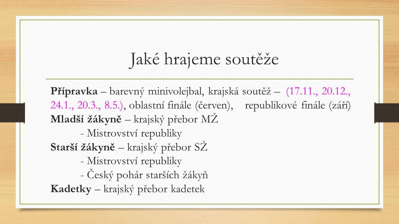 Více jak před rokem jsme spustili internetové stránky www.banikpribram.cz, kde jsou pro všechny věkové kategorie výsledky, tabulky, informace pro rodiče, formuláře např.
