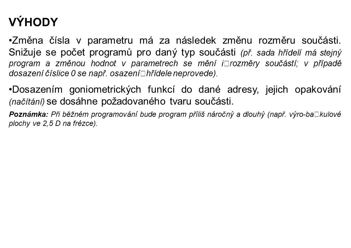 KONTROLNÍ OTÁZKY (Řídicí systémy CNC obráběcích strojů) 1.Schematicky nakreslete a stručně vysvětlete princip programování v absolutních souřadnicích.