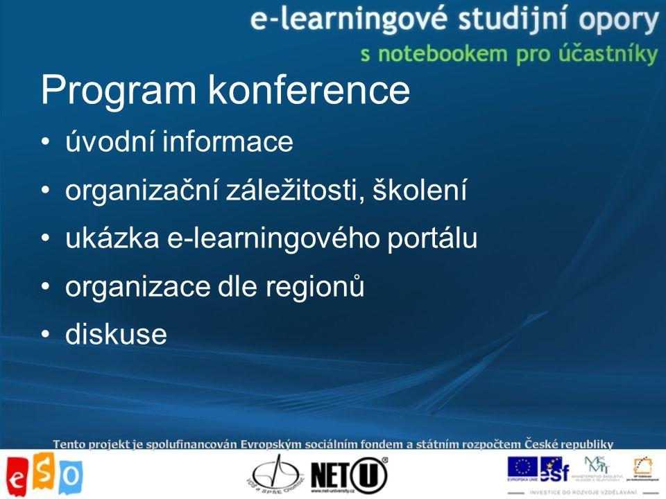 Region Olomoucko školení proběhnou na VOŠ a SPŠE, učebna č.