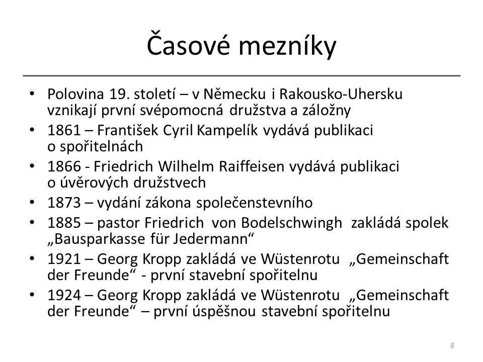 19 Právní rámec Zákon č.