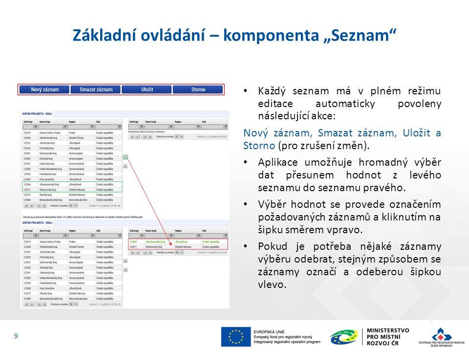 Přílohy ke Specifickým pravidlům pro žadatele a příjemce k jednotlivým výzvám: Postup pro podání žádosti o podporu v MS 2014+ Přílohy k obecným pravidlům IROP (postup zadávání žádosti o změnu v MS2014+, pro zpracování CBA, podání žádosti o přezkum výsledku hodnocení) Edukační videa na portálu www.dotaceeu.cz - ke shlédnutí díly: Představujeme IS KP14+, Jak založit žádost, Vyplnění žádosti I, Vyplnění žádosti II, Zprávy o realizaci projektu.www.dotaceeu.cz Účty subjektu – vždy vyplnit bankovní účet, i když je záložka nepovinná.