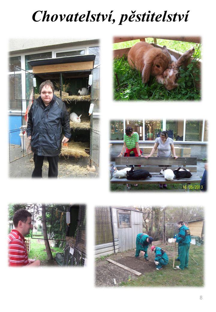 8 Chovatelství, pěstitelství