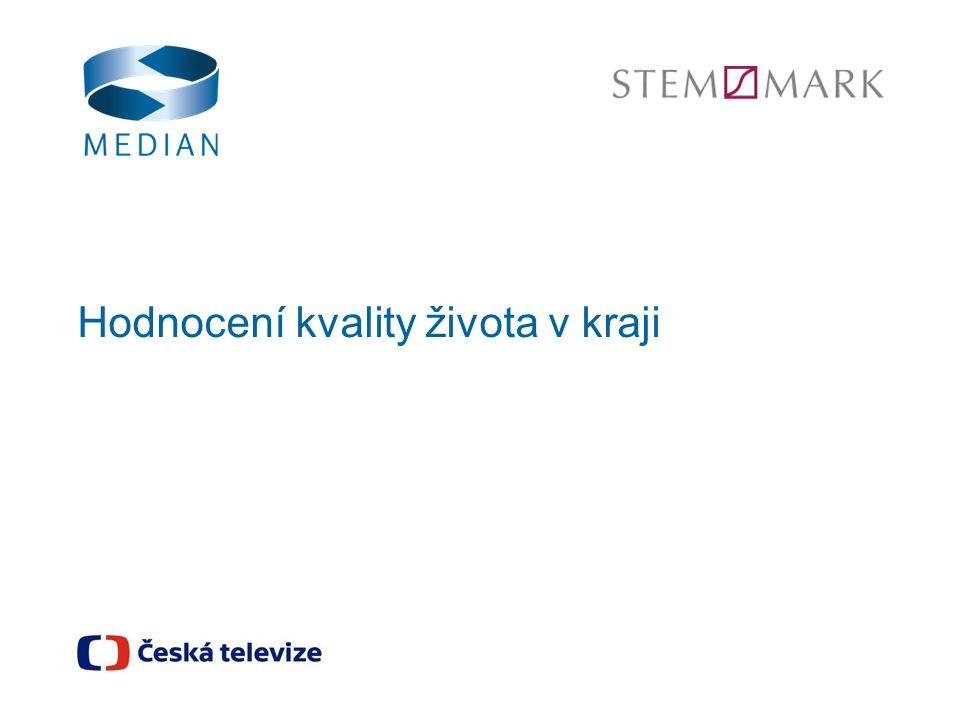 - 9 - LIB Hodnocení kvality života Liberecký kraj patří z hlediska hodnocení celkové kvality života k průměrným krajům (známka 2,5).