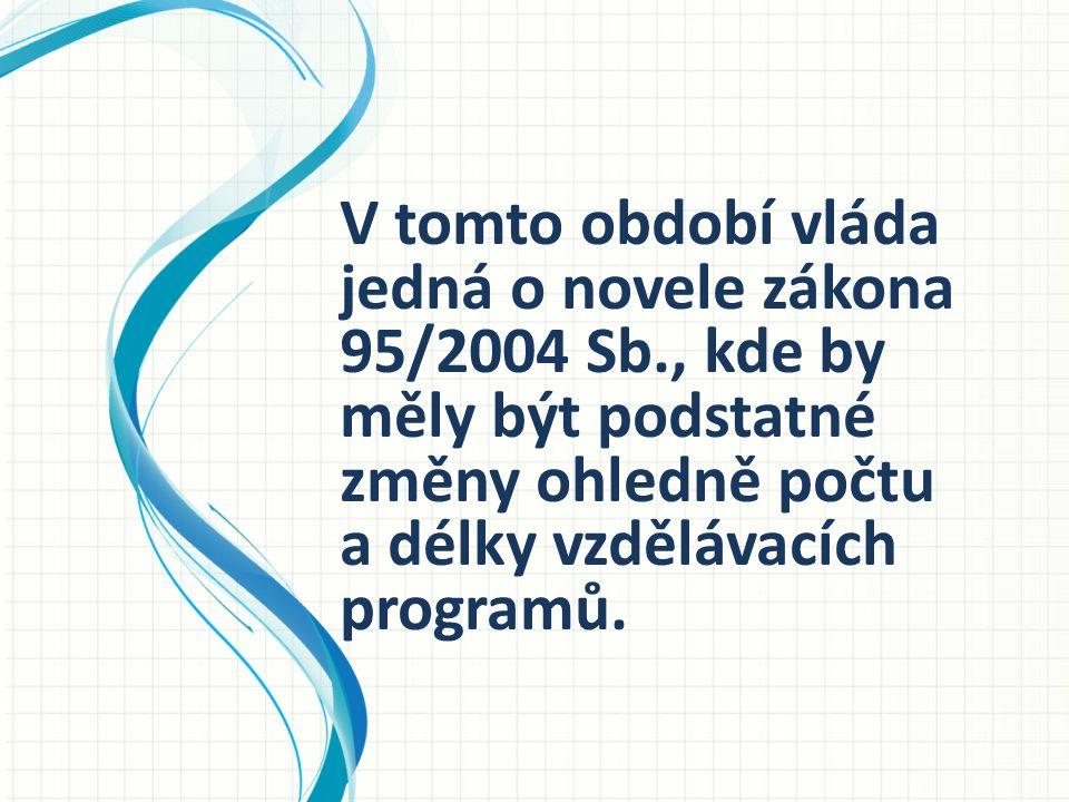 Postup při zařazení do základního oboru: Uchazeč/ka musí podat písemnou žádost o zařazení do oboru specializačního vzdělávání.