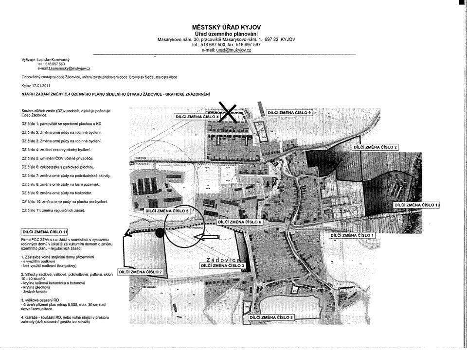 OŽP KrÚ JMK 2009/01 Příklady