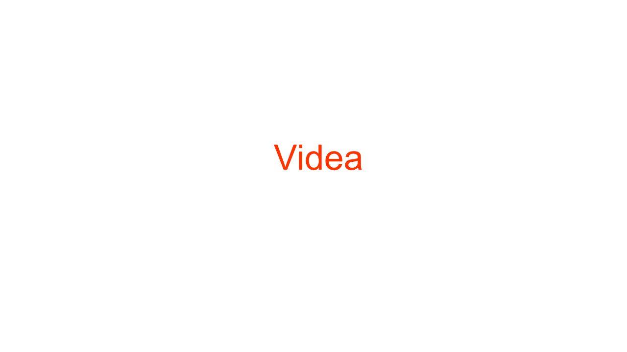 Promítání lze z různých zdrojů Z externího zařízení (CD, DVD, flash disk) Z úložiště na internetu Z internetu přímo (www.youtube.com)