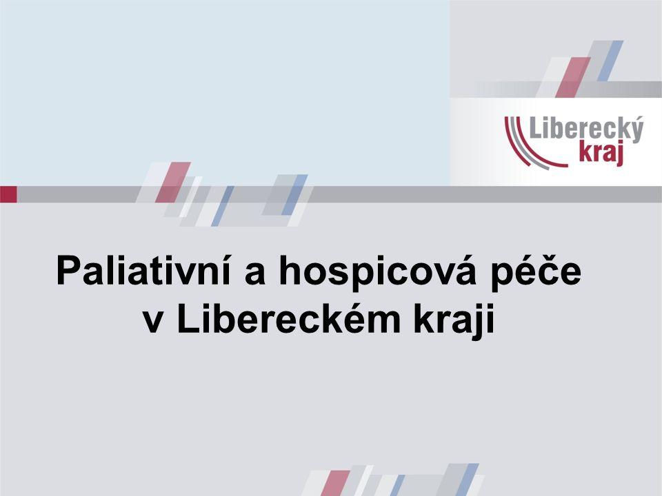 Paliativní a hospicová péče v Libereckém kraji