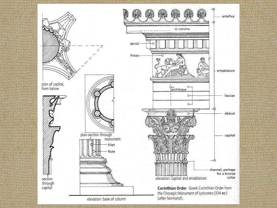 Arsinoeion na Samothráce - výstavba - rané 3.st. př.