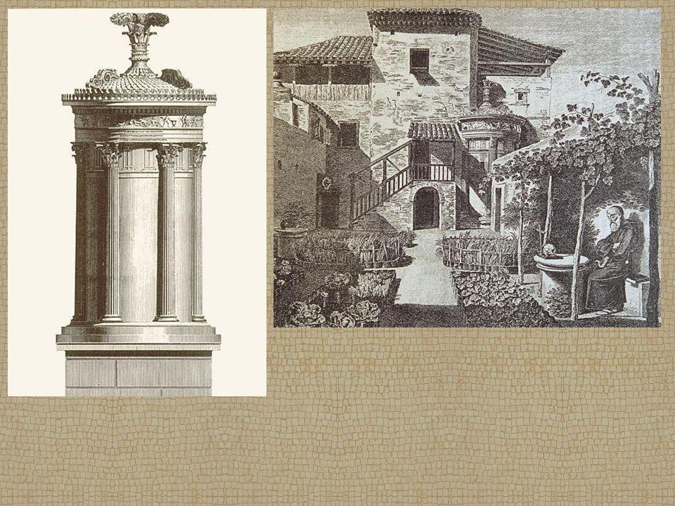 Řecká divadla Archaické období Orientalizující styl: 700 - 650 př.
