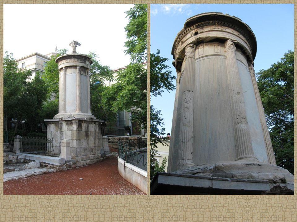 Epidauros Tholos - známý také jako Thymelé - výstavba - kolem 360 - 320 př.