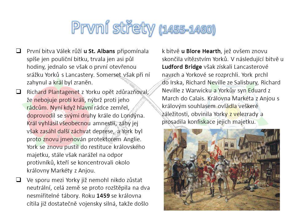  http://cs.wikipedia.org/wiki/V%C3%A1lky_r%C5%AF%C5%BE%C3%AD http://cs.wikipedia.org/wiki/V%C3%A1lky_r%C5%AF%C5%BE%C3%AD  http://royal-history.sweb.cz/vruzi.html http://royal-history.sweb.cz/vruzi.html  http://info-koktejl.cz/dejiny-historie/stredovek/valka-ruzi-aneb-boje-o-anglicky-trun/ http://info-koktejl.cz/dejiny-historie/stredovek/valka-ruzi-aneb-boje-o-anglicky-trun/  http://upload.wikimedia.org/wikipedia/commons/d/d7/Roses-Lancaster_victory.svg http://upload.wikimedia.org/wikipedia/commons/d/d7/Roses-Lancaster_victory.svg  http://etc.usf.edu/clipart/65200/65295/65295_swords.htm http://etc.usf.edu/clipart/65200/65295/65295_swords.htm  http://upload.wikimedia.org/wikipedia/commons/9/98/Wars_of_the_Roses%2C_family_ tree-cs.svg http://upload.wikimedia.org/wikipedia/commons/9/98/Wars_of_the_Roses%2C_family_ tree-cs.svg  http://upload.wikimedia.org/wikipedia/commons/3/3c/King_Henry_VI_from_NPG.jpg http://upload.wikimedia.org/wikipedia/commons/3/3c/King_Henry_VI_from_NPG.jpg  http://upload.wikimedia.org/wikipedia/commons/6/6f/Jindrich6_marketaAnjou.jpg http://upload.wikimedia.org/wikipedia/commons/6/6f/Jindrich6_marketaAnjou.jpg  http://upload.wikimedia.org/wikipedia/commons/3/3c/John_Beaufort_Arms.svg http://upload.wikimedia.org/wikipedia/commons/3/3c/John_Beaufort_Arms.svg  http://upload.wikimedia.org/wikipedia/commons/e/e6/Edward_of_Norwich_Arms.svg http://upload.wikimedia.org/wikipedia/commons/e/e6/Edward_of_Norwich_Arms.svg  http://www.multiwords.de/genealogy/Battles%20of%20the%20War%20of%20Roses.ht ml http://www.multiwords.de/genealogy/Battles%20of%20the%20War%20of%20Roses.ht ml  http://www.military-history.org/articles/map-of-the-battle-of-wakefield-30th-december- 1460.htm http://www.military-history.org/articles/map-of-the-battle-of-wakefield-30th-december- 1460.htm
